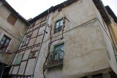 Poza De Los angeles Sal, Burgos, Hiszpania Obrazy Stock