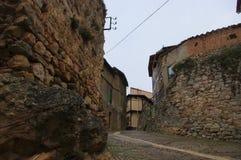 Poza De Los angeles Sal, Burgos, Hiszpania Obraz Royalty Free