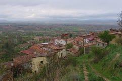 Poza De Los angeles Sal, Burgos, Hiszpania Obrazy Royalty Free