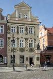 POZAN, POLAND/EUROPE - SEPTEMBER 16 : Museum of Henryka Sienkiewicza in Poznan Poland on September 16, 2014. Unidentified people. royalty free stock photos