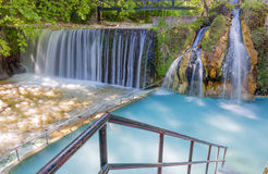 Pozar Thermal Baths, Macedonia, Greece Stock Images