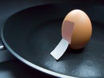 pozaziemski jajko Obraz Royalty Free