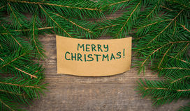 2007 pozdrowienia karty szczęśliwych nowego roku Fotografia Stock