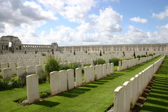 Pozieres 4 stock images