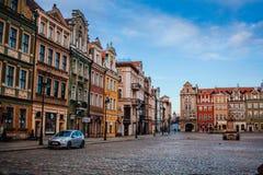 Poznań Royalty Free Stock Images