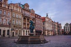 Poznań Stock Image