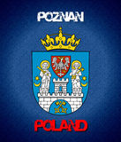 Poznan 2012 Stock Images
