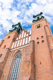Poznan cathedral Royalty Free Stock Photo