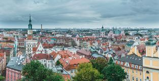 Poznan II Royalty Free Stock Photography