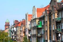 Poznan - Jezyce Royalty Free Stock Photography