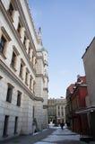 Alter Markt von Poznan Lizenzfreies Stockbild