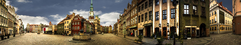 Poznan Market Stock Photos