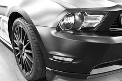 Poznan Motor Show 2012 royalty free stock images