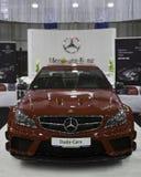 Poznan Motor Show 2012 stock photo