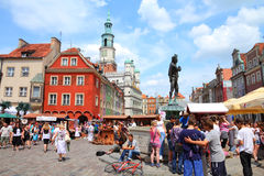 Poznan - Poland Royalty Free Stock Photos