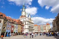 Poznan Poland Royalty Free Stock Photography