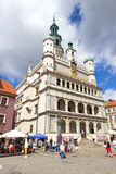 Poznan - Poland Stock Photography