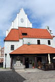 Poznan, Poland: Bamberger Restaurant & Weigh House Stock Photo