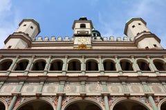 Poznan Royalty Free Stock Photography