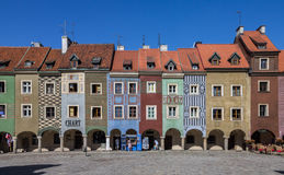 Poznan Poland Stock Photography