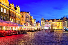 Poznan, Poland royalty free stock photography