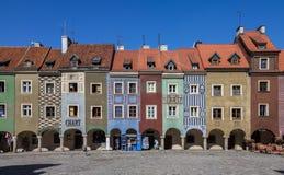 Poznan Polen Stock Fotografie