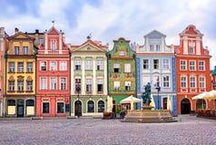 Poznan, Polen lizenzfreie stockfotos