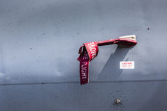 POZNAN POLEN - JUNI 14: Polsk flygvapenCASA C-295M under Ae Fotografering för Bildbyråer