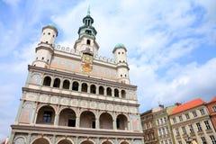 Poznan, Polonia Immagine Stock Libera da Diritti
