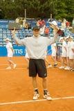 Poznan Porshe Open 2009 - P.Luczak - The Winner Royalty Free Stock Photos