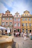 Poznan - Rynek Stock Images