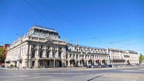 Poznanski Palace, City of Lodz, Poland Royalty Free Stock Photo