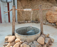 Pozo de agua Imagenes de archivo