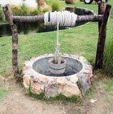 Pozo de agua Fotos de archivo