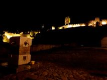 Pozo de la fortaleza Fotografía de archivo libre de regalías