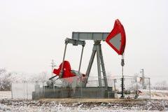 Pozo de petróleo fotos de archivo libres de regalías