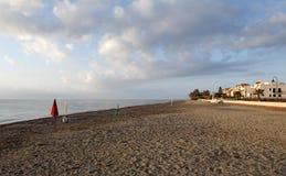 Pozo Del Esparto Beach Royalty Free Stock Images