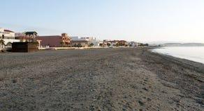 Pozo Del Esparto Beach Stock Photo