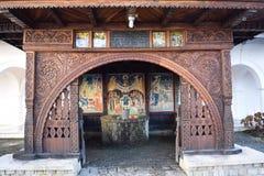 Pozo del monasterio Imagenes de archivo