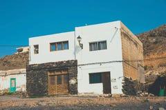 Pozo Negro, small fishing village on Fuerteventura Stock Photography