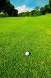 Pozwala my golfowi obrazy stock