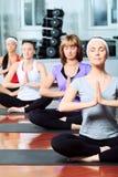 pozy joga zdjęcie stock