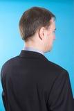 pozycja człowieka Zdjęcie Stock