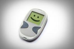 Pozytywni zdrowie przyzwyczajenia które walczą cukrzyce Obraz Stock