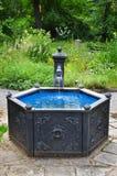 Pozzo d'acqua Fotografie Stock