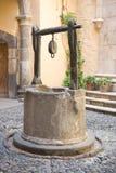 Pozzo d'acqua dell'annata Fotografie Stock