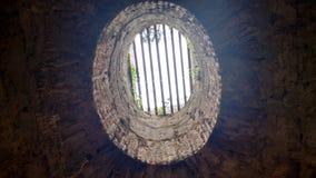 Pozzo del castello Fotografie Stock Libere da Diritti