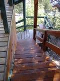Pozzo delle scale Immagini Stock