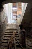 Pozzo delle scale Fotografie Stock
