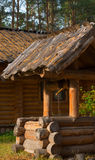 Pozzo di legno Fotografia Stock